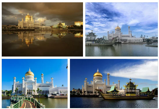 Brunei Geography