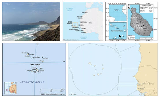 Cape Verde Geography
