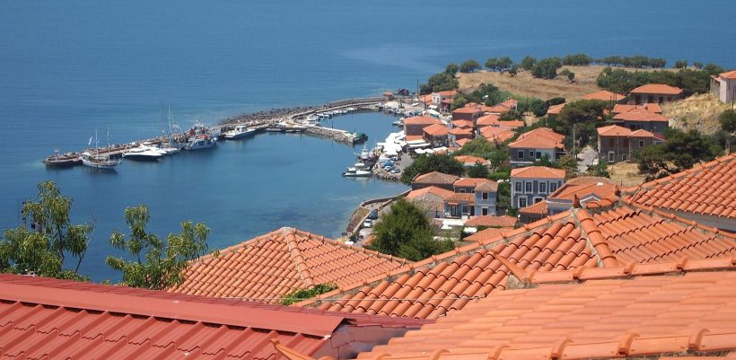 Famous attractions in Molivos