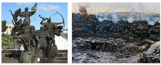 Ukraine Recent History