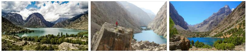 Tajikistan Travel Advice