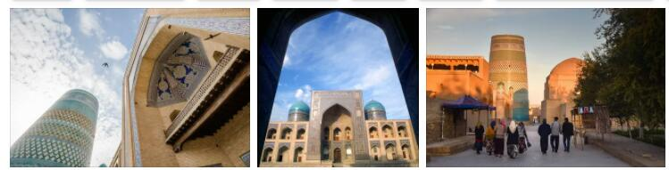 Uzbekistan Travel Advice