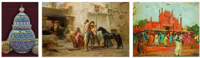 Algeria Arts