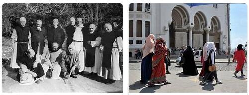 Algeria History - Islamic Fundamentalism