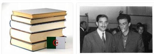 Algeria Literature 1