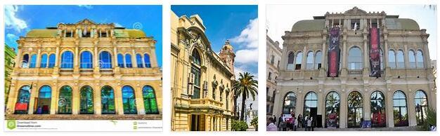 Algeria Theater