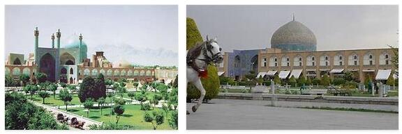 King's Square of Isfahan (World Heritage)