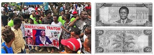 Liberia Economy