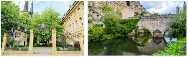 Luxembourg (World Heritage)