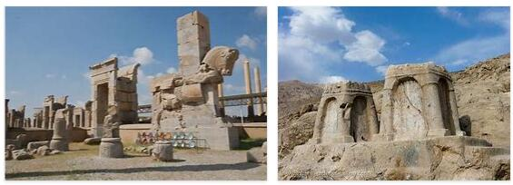 Persepolis Ruins (World Heritage)