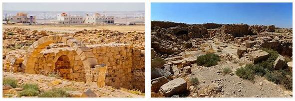 Umm ar-Rasas archaeological site (World Heritage)