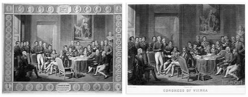 From the Peace of Westphalia to the Congress of Vienna 1
