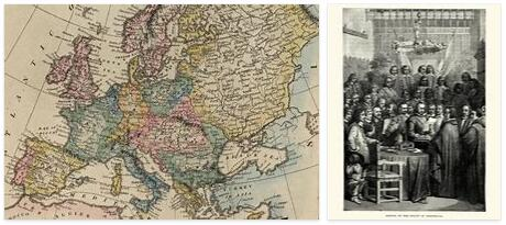 From the Peace of Westphalia to the Congress of Vienna 2